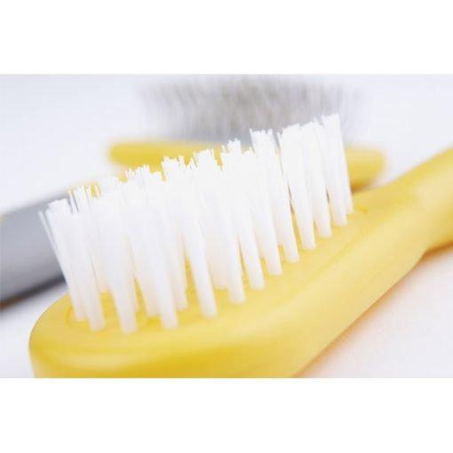 Just 4 Pets Small Animal Bristle Brush