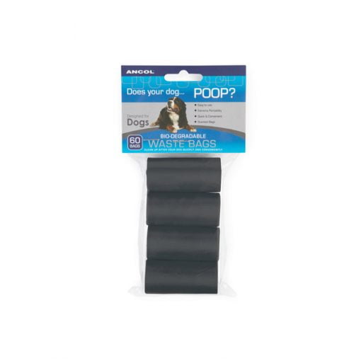 Poop Bag Dispenser Refill Pack