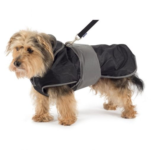 2 in 1 Harness Coat