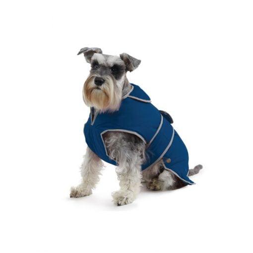 Muddy Paws Stormguard Coat Blue