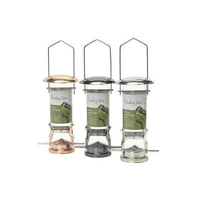 Feeding Time Deluxe Seed Feeder Small