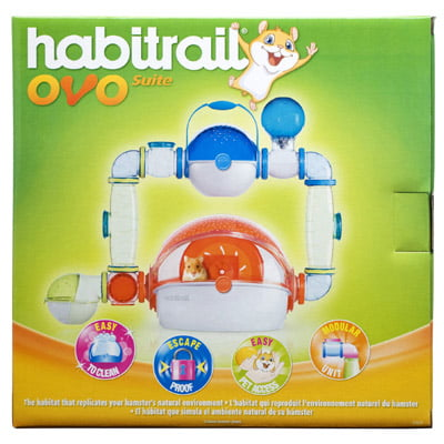 Habitrail OVO Cage Suite