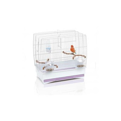 Irene 2 White Cage