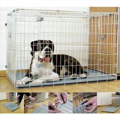 Options Two Door Dog/Puppy Home