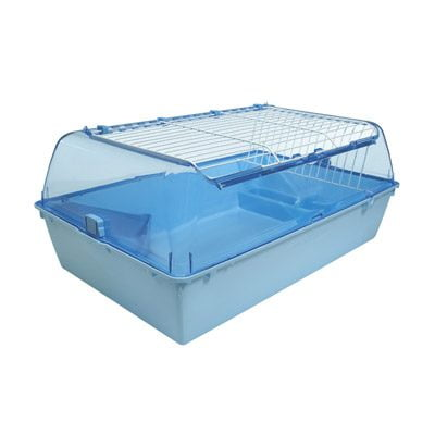 Zoozone Critter Home Medium Blue
