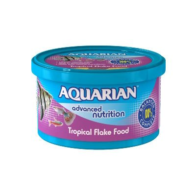 Aquarian Tropical Fish Flakes