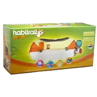 Habitrail OVO Loft Hamster Cage Box