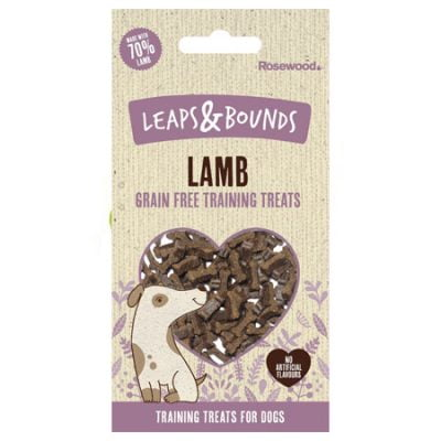 Leaps Bounds Lamb Training Treats Pack