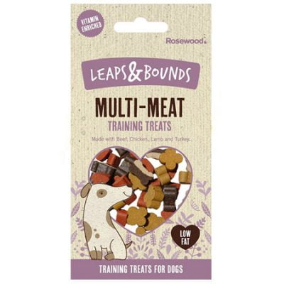 Leaps Bounds Multi Meat Training Treats Pack
