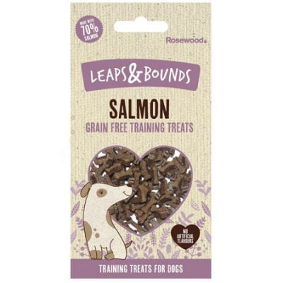 Leaps Bounds Salmon Training Treats Pack