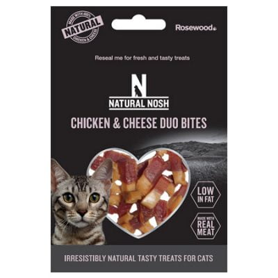 Natural Nosh Chicken Cheese Bites