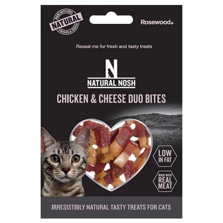 Natural Nosh Chicken Cheese Bites