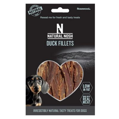 Natural Nosh Duck Fillets Pack