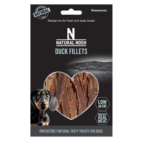 Natural Nosh Duck Fillets Pack