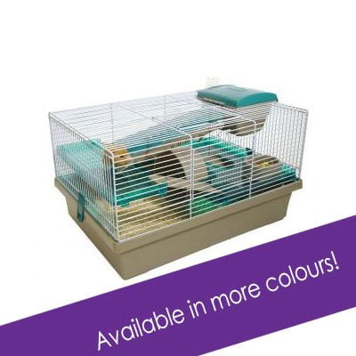 Pico Hamster Cage Small Teal