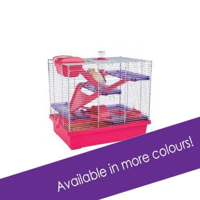 Pico Hamster Cage XL Pink