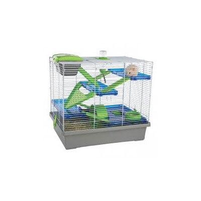 Pico Hamster Cage XL Silver