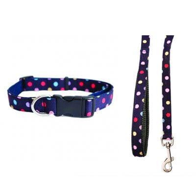 Wag n Walk Collar Multi Spot