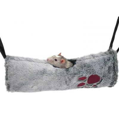 2 in 1 Hanging Tunnel & Hammock