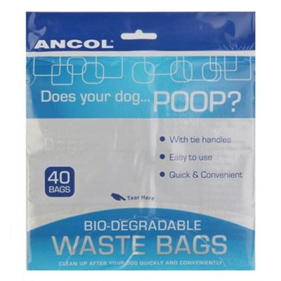 Ancol Bio-Degradable Poop Bags