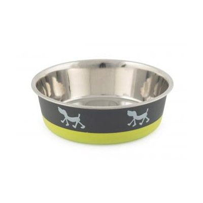 Ancol Fusion Stainless Steel Dog Bowl