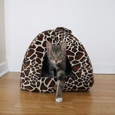 Animal Print Pyramid