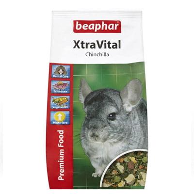 Beaphar Extra Vital Chinchilla Food