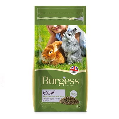 Burgess Excel Light Rabbit Nuggets Mint