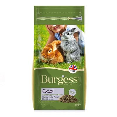 Burgess Excel Light Rabbit Nuggets Mint