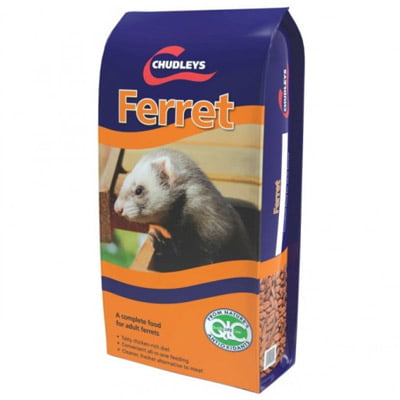 Chudleys Ferret