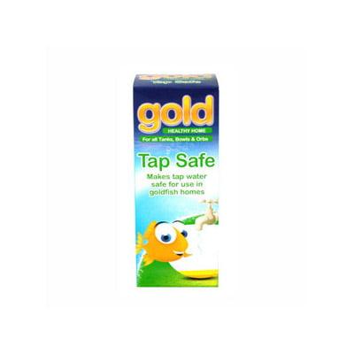 Gold Tap Safe