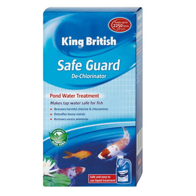 King British Safe Guard