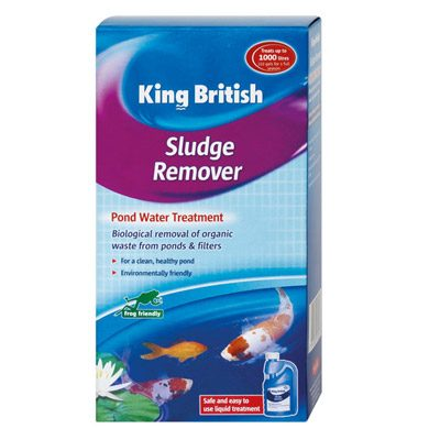 King British Sludge Remover