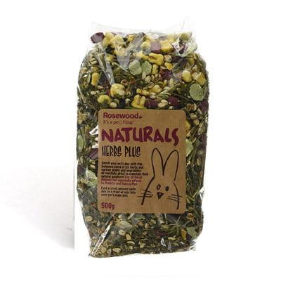 Rosewood Naturals Herb Plus