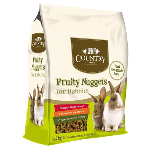 Country value fruity nuggets