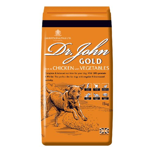 Doctor John Gold - Dog Food