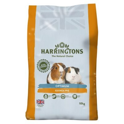 Harringtons guinea pig food