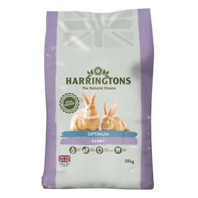 Harringtons rabbit food