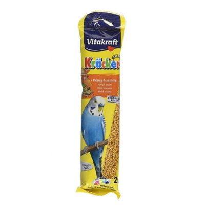 Vitakraft budgie honey and sesame seed stick