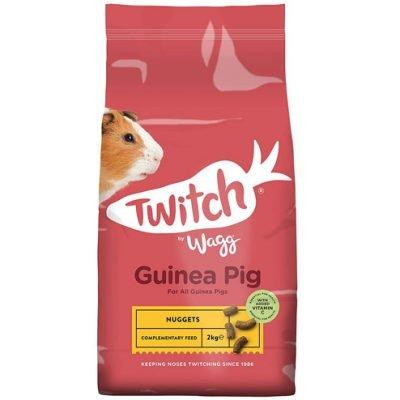 Wagg guinea pig food